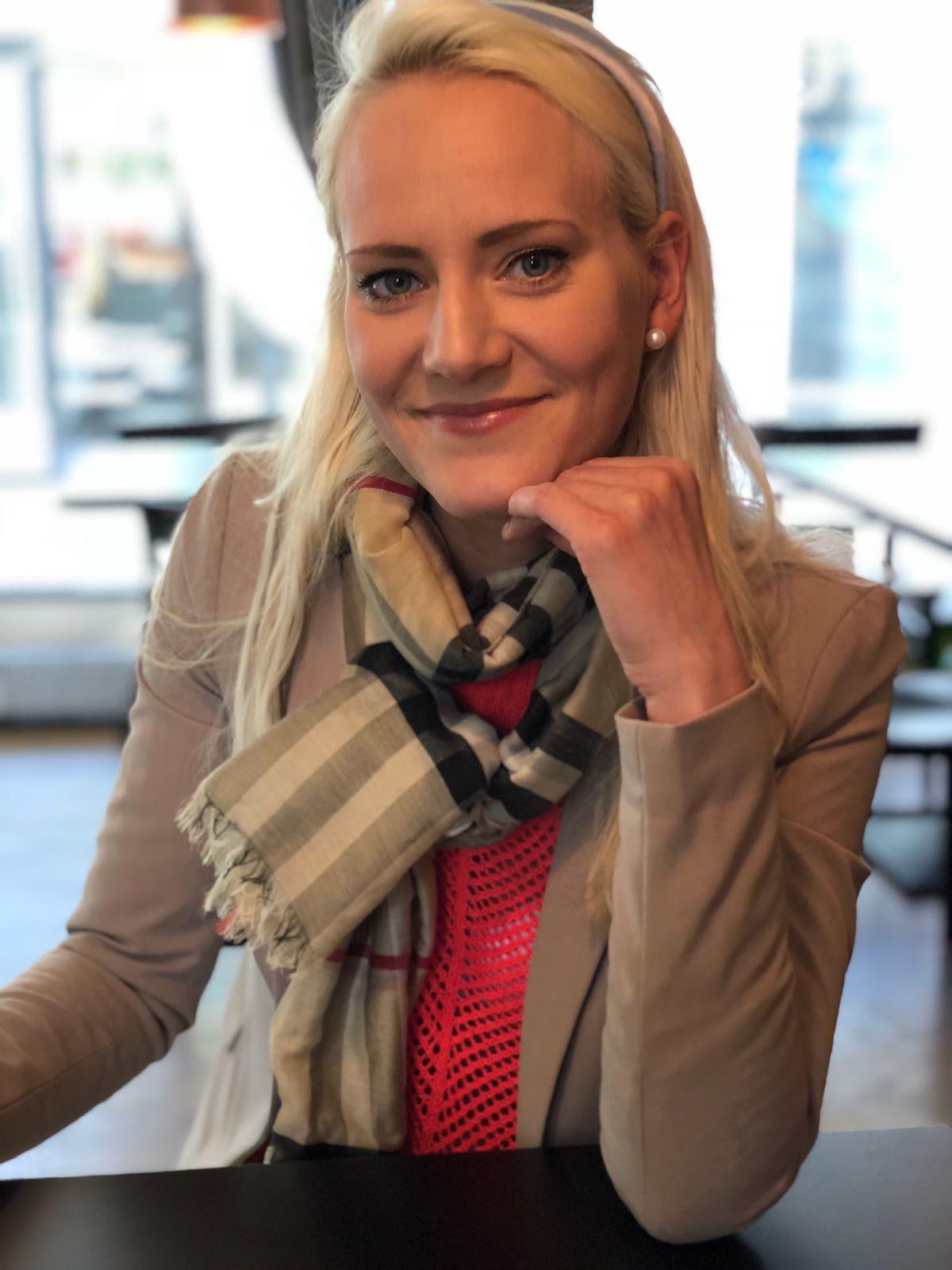 Maija Ruuth – Joogaopettaja